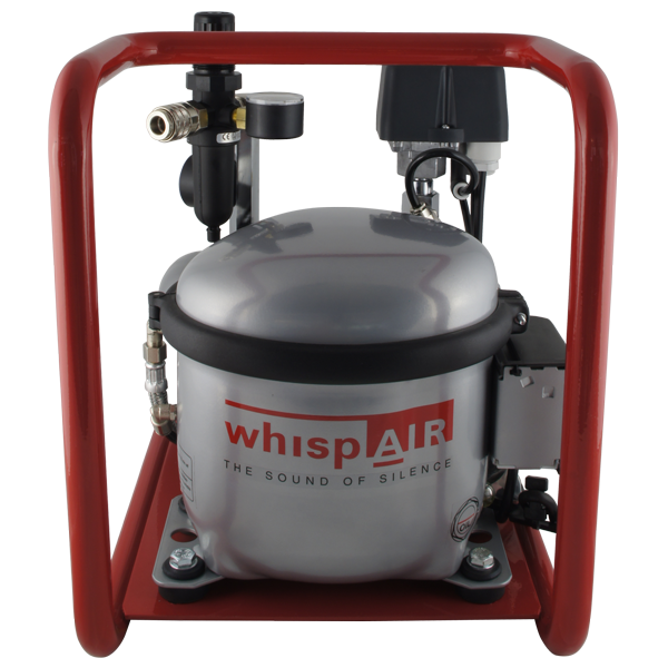 whispair stille compressor